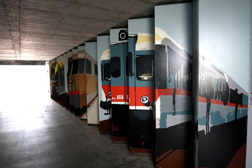 Train station Schlanders