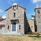 Church at the entry of Kill Bill