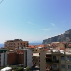 View of Finale Ligure